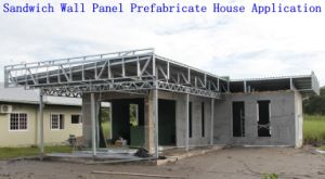 Fast Installation EPS Cement Sandwich Panel      pictures & photos