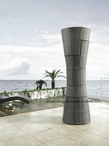Garden Furniture PE Rattan Vase Chair Set