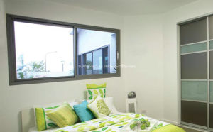 Residential Living Room Aluminium Sliding Windows pictures & photos