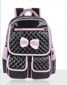 High Quality Cute Girl′s School Backpack Bags pictures & photos