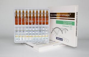Complex Vitamin B and Vitamin C Injection pictures & photos