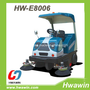 E8006 CE Approved Street Sweeper for Parking Lot pictures & photos