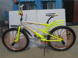 Alloy Wheel BMX Bike with V Brake (AOK-BMX020) pictures & photos
