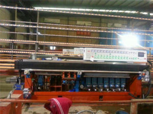 Glass Straight Line Angle Changing Machine with PLC Control and Ball Bearing (bdm12.325pw) pictures & photos