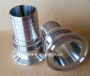 Sanitary Connector Stainless Steel Hose Fitting Coupling Liner pictures & photos