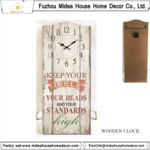 Factory Custom Wall Clock with Any Size or Any Design pictures & photos