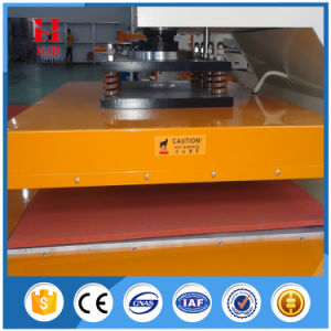Mechanical 4-Position Heat Press Machine for T-Shirt pictures & photos