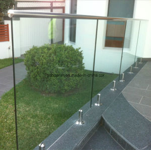 Balcony Railing Fitting for Balustrade Handrail (HR1300V-3) pictures & photos