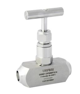 Stainless Steel 6000 Psig Bar Stock Body Needle Valves pictures & photos