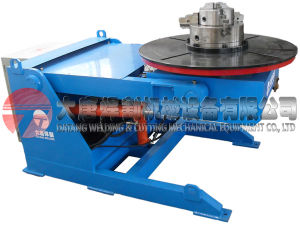 Hbjy Hydraulic Lifting Welding Positioner pictures & photos