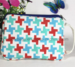 Hot Selling Coin Purse/Cell Phone Bag Canvas Pouch Wholesale pictures & photos
