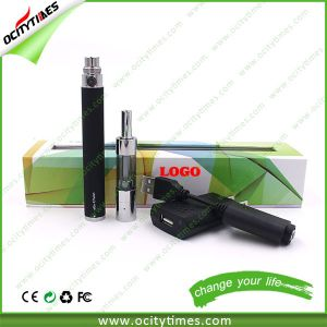 China Manufacturer Wholesale Electronic Cigarette Bottom Variable Voltage EGO Twist Starter Kit pictures & photos