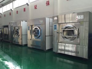 50kg Isolating Clean Class Washing Machine with 2 Doors 100kg pictures & photos