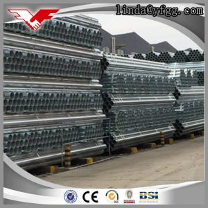 Hot DIP Galvanized Round Steel Pipe as Per ASTM A53 pictures & photos