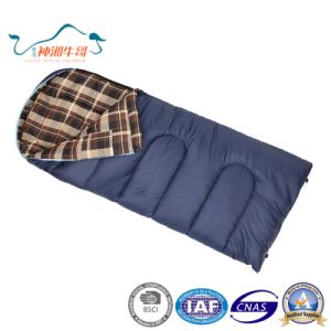 Military 4 Seasons Portable Camping Outdoor Envelope Sleeping Bag pictures & photos
