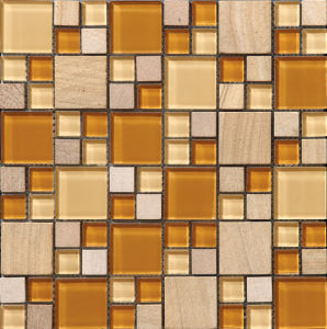 Crystal Mosaic Tile (MY3006) pictures & photos