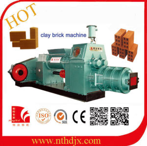 China Good Quality Red Mud Clay Brick Making Machine for Sale pictures & photos