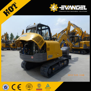 China Brand Wheel-Crawler Excavator Xe60 pictures & photos