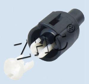 1 Pin Auto Parts-Plastic Connectors (00529)