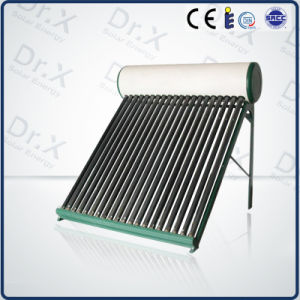 Environmental Protection High Pressure Solar Power Energy Water Heater pictures & photos