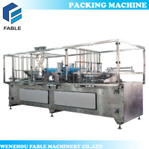 Cup Filling and Sealing Machine for PP PVC (VFS-8C) pictures & photos
