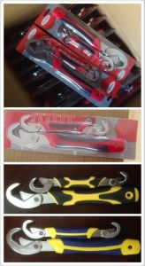 Multiple Universal Wrench 2PC Universal Wrench Set 9-32mm pictures & photos