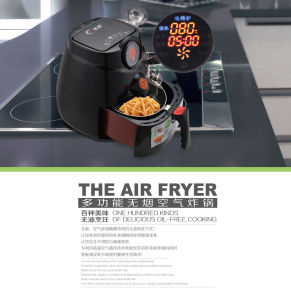 Kitchen Electric Cooker Digital Air Fryer (A168-3) pictures & photos