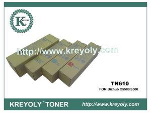 Color Toner Cartridge of Konica-Minolta for Tn-610 pictures & photos