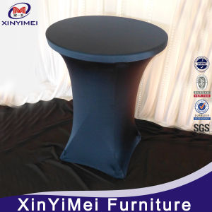 Lycra Spandex Cocktail Table Stretch Cover pictures & photos