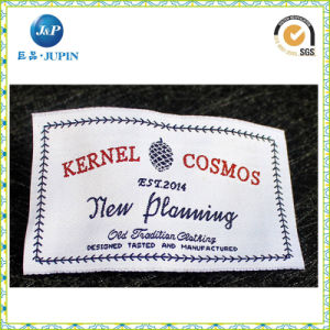Garment Fashion Hot Cut Clothing Woven Labels (JP-CL113) pictures & photos