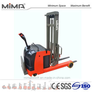 Mima Material Handling Equipment Electric Pallet Stacker pictures & photos
