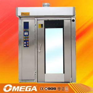 Natural Gas Rotary Oven for Biscuit, Bread, Cake pictures & photos