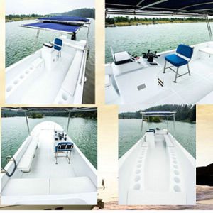 FRP Hull and Deck Fiberglass Fishing Yacht Boat pictures & photos