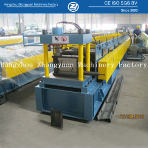 Z Purlin Roll Forming Machine for Steel Structure pictures & photos