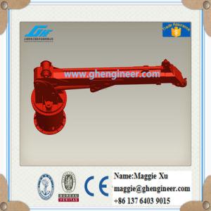 Hydraulic Telescopic Marine Crane pictures & photos