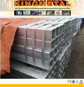 Hollow Section Steel Tube/Galvanized Square Tube pictures & photos