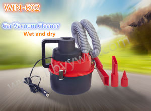 DC 12V 90W Portable Car Vehicle Auto Vacuum Cleaner Wet Dry pictures & photos
