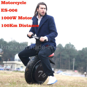 1000W Motor One Wheel Electric Bike (ES006) pictures & photos