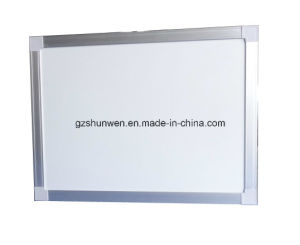 Magnetic High Quality Whiteboard with Aluminum Frame CE, ISO, SGS Certificate