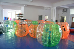 Pop Inflatable Bubble Soccer Ball pictures & photos