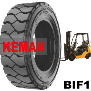 Forklift Tyre Bif1 (7.50-16 750-15 700-15 7.00-12 27X10-12) pictures & photos