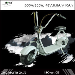 2 Wheel Keyless Go System Electric Scooter pictures & photos