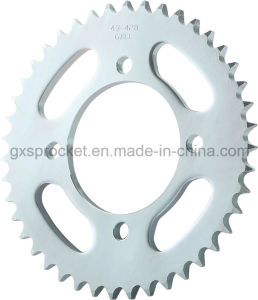 Motorcycle Chain Sprocket Suzuki Gz150-a pictures & photos