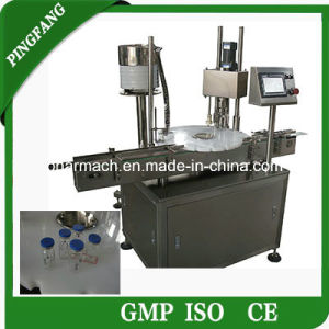 Free Shipping Fully Automatic Capping Machine, Stoppering Machine pictures & photos