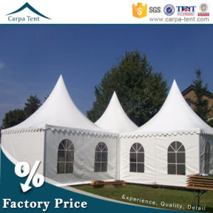 10% Discount Sale Easy to Assemble Gazebos Pagoda Tent for Outdoor Event pictures & photos