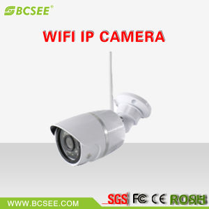 Network IP Bullet Waterproof P2p 720p Office Security Camera