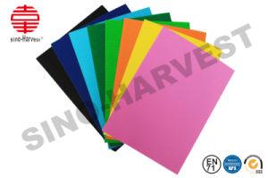 Color Corrugated Paper