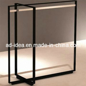 Stainless Steel Clothes Hanging Display Rack (GDS-010) pictures & photos