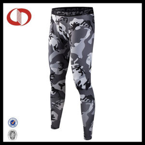 Dri Fit Running Tights Men Design pictures & photos