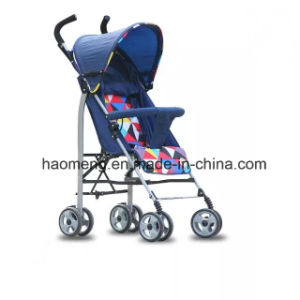 Adjustable Baby Stroller/ Carriage/ Buggy with Comfortable Handle Bar pictures & photos